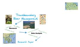 Transboundary River Flyer
