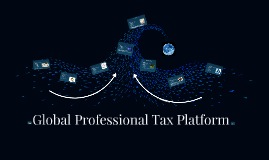 Global Professional Tax Platform