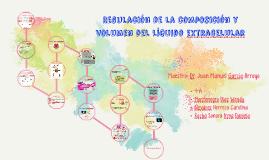 Regulación de la composición y volumen del líquido extracelu