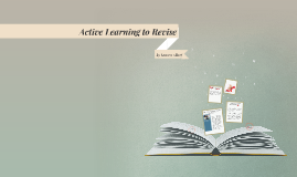 Active Learning to Revise