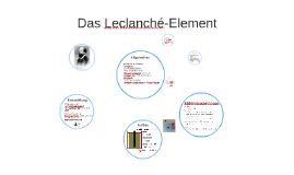 Copy of Das Leclanché-Element