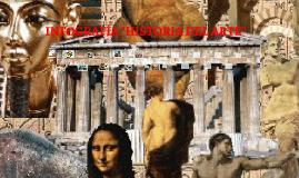 """INFOGRAFIA """"HISTORIA DEL ARTE"""""""