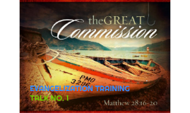 Copy of Copy of The Great Commission
