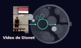 Video de Dionet