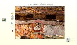 Bwdhaeth - Tri Gem /Buddhsim Three Gem