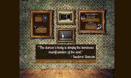 Copy of ISADORA DUNCAN - Dance 2275: Caralyn, Lyza, Jennifer