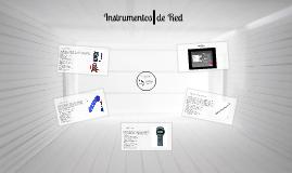 instrumentos de medición de redes de computadoras