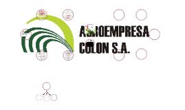 Copy of Dirección General, Agroempresa Colón