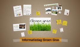 Informatiedag Groen Gras