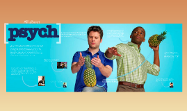 All about Psych!