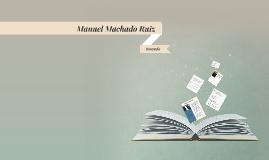 Manuel Machado Ruiz