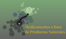 Medicamentos a Base de Productos Naturales