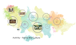Activity - Name the Culture
