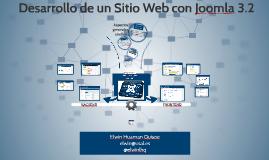 Desarrollo de un Sitio Web con Joomla