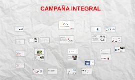 CAMPAÑA INTEGRAL