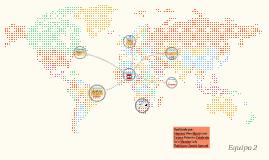 1.2 Factores detonantes de la globalización