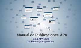 Formato APA y Bases de Datos