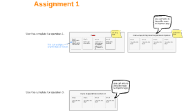 Copy of Assignment 1 Prezi template
