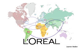 International Company: L'Oréal