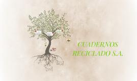 Copy of CUADERNOS ECOLÓGICOS S.A.S