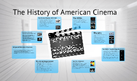 Copy of The History of American Cinema