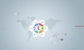 Copy of Copie de Hexagon Infographic - Free Prezi Template