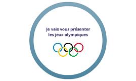 Copy of Jeux olympique