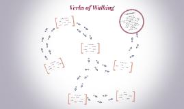 Verbs of Walking