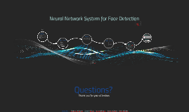 Copy of Copy of Neural Network System for Face Detection