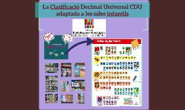 Copy of La Clasificación Decimal Universal CDU