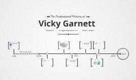 Timeline Prezumé by Vicky Garnett