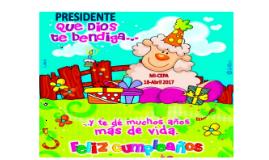 Copia de Cumple Presidente Vanegas2017