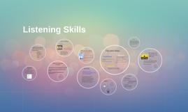 Listening Skills inset