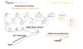 GSMS Annual Meeting
