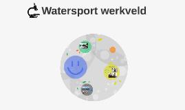 Watersport werkveld