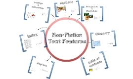 Non-Fiction Text Features - 6th Grade