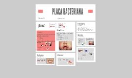 Copy of Placa Bacteriana