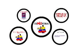 Copy of XENOFOBIA-PRIMERA PARTE