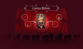Carica Milica