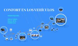 CONFORT EN LOS AUTOMOVILES