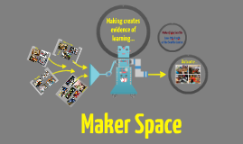 Copy of Maker Space - All Staff Meeting 2/2013