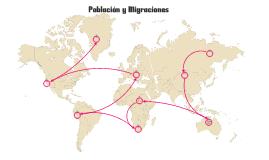 Población y Migraciones