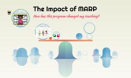 The Impact of MARP