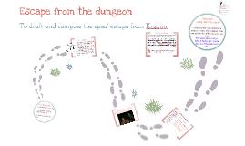Escape from Kraznir- the dungeon