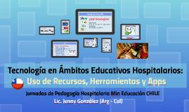 Copy of Tecnologías en Ámbitos Educativos Hospitalarios