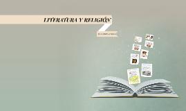 Copy of LITERATURA Y RELIGIÓN EN LA EDAD ANTIGUA