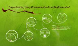 Importancia de la Biodiversidad para la Sociedad