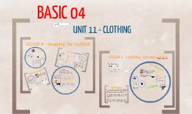 BASIC 04 - UNIT 11