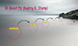 All About Me(Audrey K. Stump)