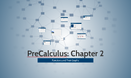 Chapter 2 Functions and Their Graphs